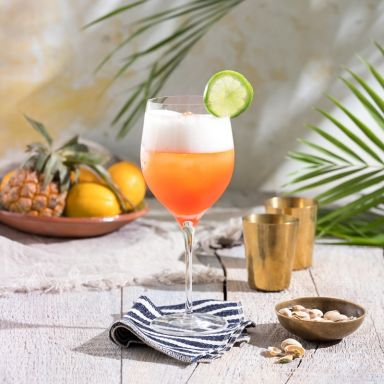 Amalfi Spritz Cocktail | Bevvy