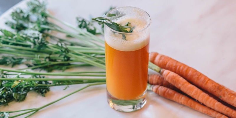 Feature image for the collection: 10 Carrot Cocktails for Easter