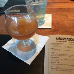 Bourbon Sazerac #2