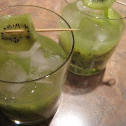 Kiwi & Lime Caipirinha