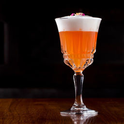 French Rose Cocktail