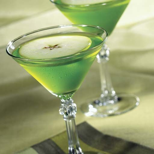 Apple Martini Recipe Bevvy
