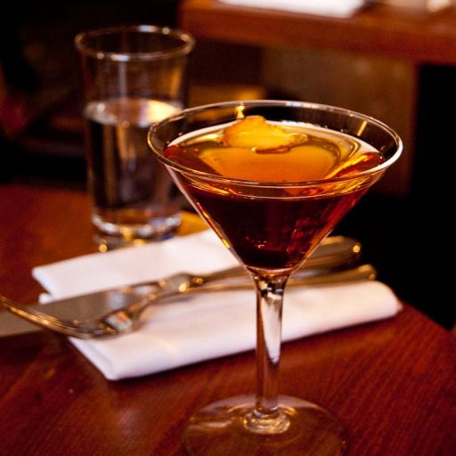 Perfect Manhattan