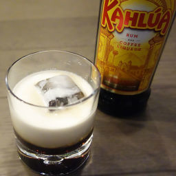 Kahlúa and Cream