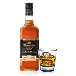 Canadian Club Reserve 9 Year Old