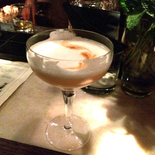 Rattlesnake Cocktail