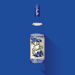 Stolichnaya Blueberi Vodka