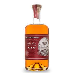 St. George Spirits Dry Rye Reposado Gin