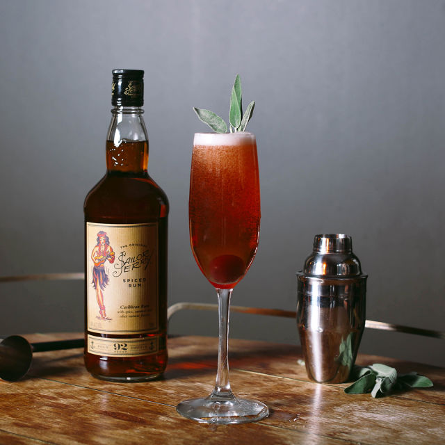 Sailor Jerry Cherry | Bevvy