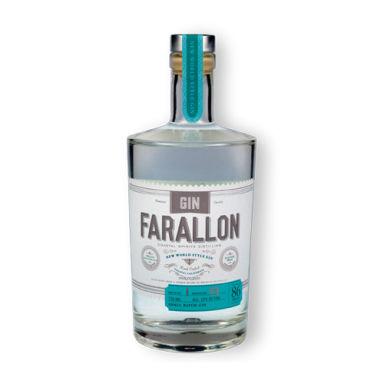 Coastal Spirits Gin Farallon