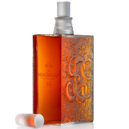 The Macallan 62 Year Old Lalique
