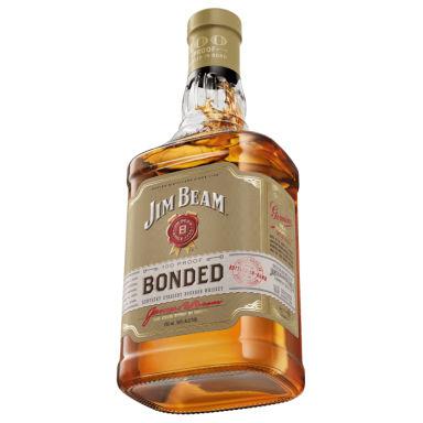Jim Beam Bonded 100 Proof Bourbon