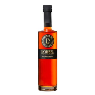 Korbel 12 Year Old Brandy