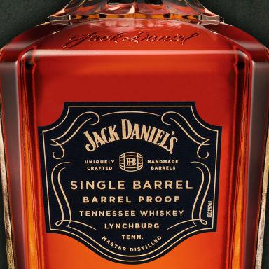 Jack Daniel's Single Barrel Barrel Proof Tennessee Whiskey