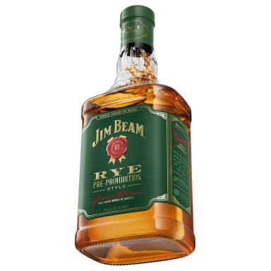 Jim Beam Rye Whiskey