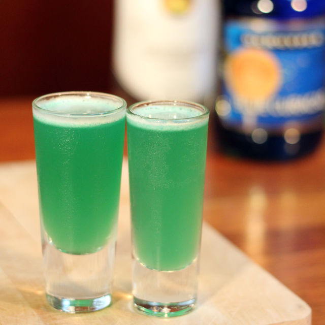 Liquid Marijuana Shot