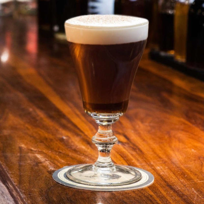 Irish Coffee | Bevvy