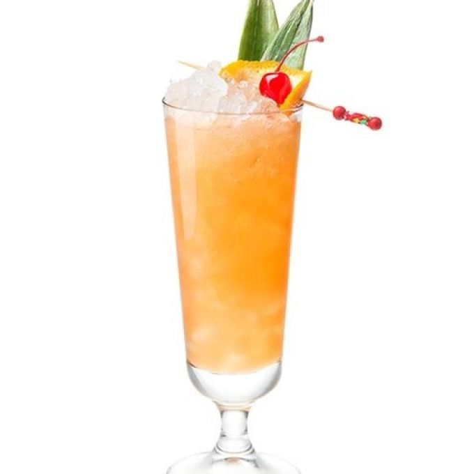 Fog Cutter Recipe | Bevvy on