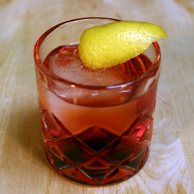 Negroni | Bevvy