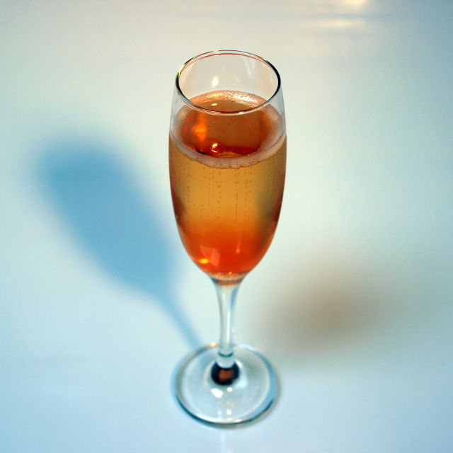 Champagne Cocktail | Bevvy