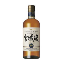 Nikka Single Malt Miyagikyo 10 Year Old