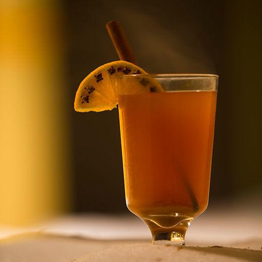 Hot Rum Cider