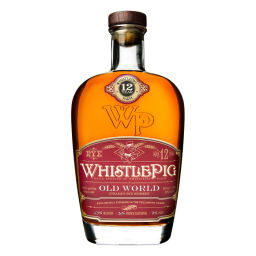 WhistlePig 12 Year Old World Rye