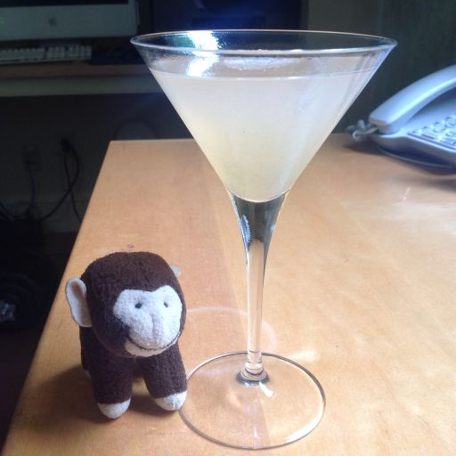 Bennett Cocktail