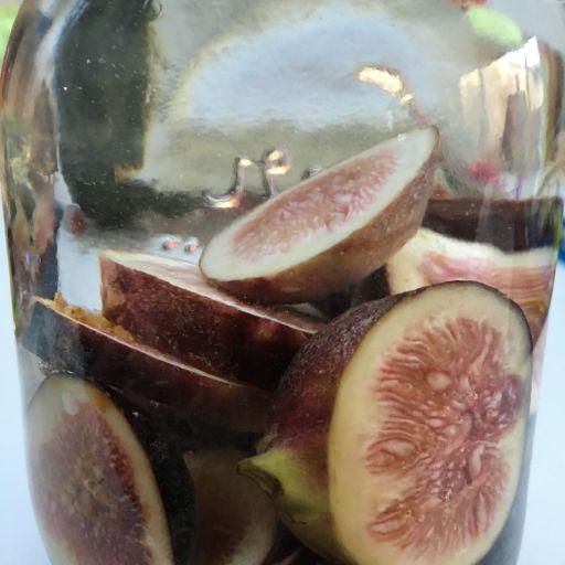 Fig Infused Vodka