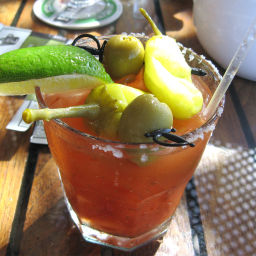 Bloody Mary from Noe Valley Tavern