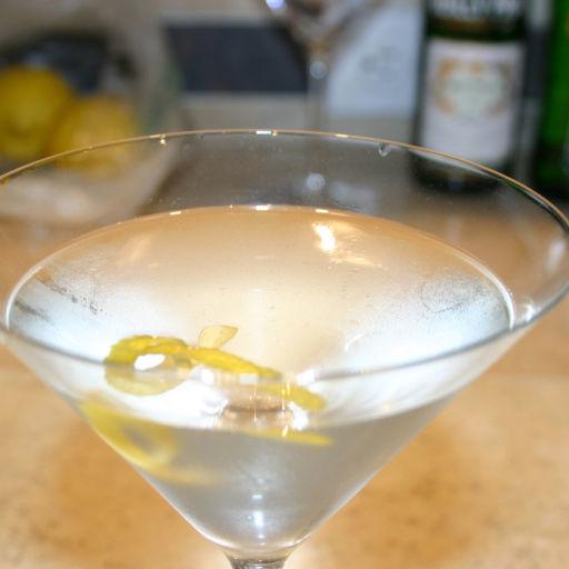 Dry Martini (ca. 1900)