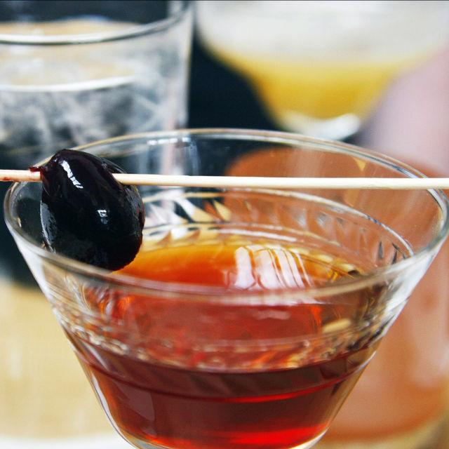 Perfect Brandy Manhattan Recipe Bevvy