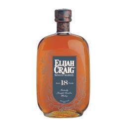 Elijah Craig Single Barrel 18 Year Old Bourbon