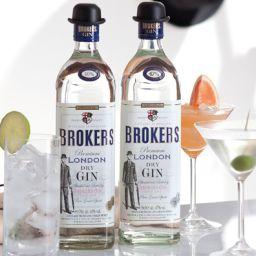 Broker's Gin