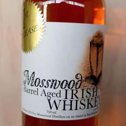 Mosswood Sherry Cask Irish Whiskey