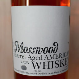Mosswood Pinot Noir Barrel Whiskey