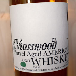 Mosswood Espresso Barrel Whiskey