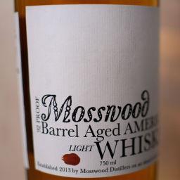 Mosswood Apple Brandy Barrel Whiskey