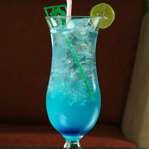 Curacao Cooler Recipe