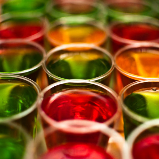 Jan's Jello Shots