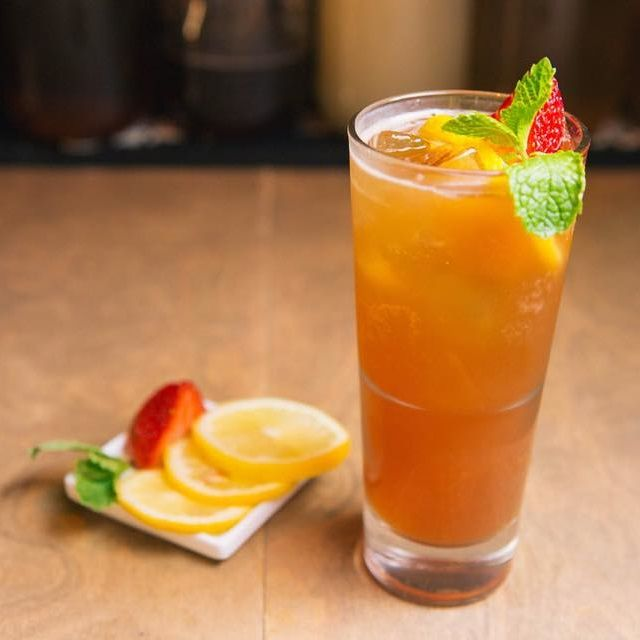 Pimm's Cup | Bevvy